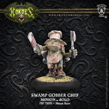Minion Swamp Gobber Chef
